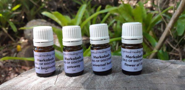 Merkabah Oils of Discovery